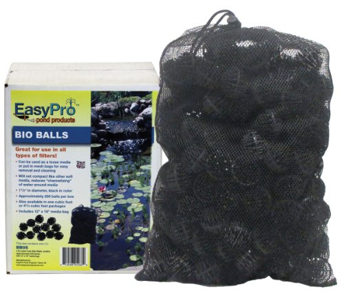 EasyPro Bio-Balls Filter Media for Ponds ()
