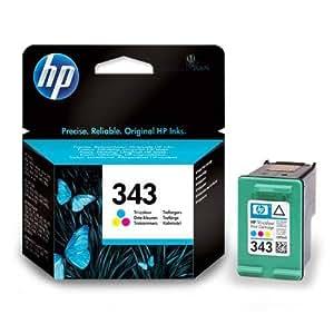 BadgerInks-Cartucho de tinta para impresora HP Photosmart 375 V multicolor