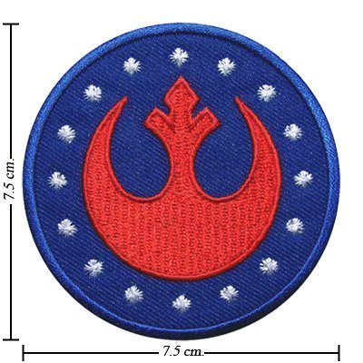 iron on patch star wars - 9