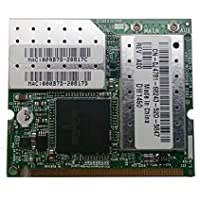 Dell TrueMobile J4781 1450 802.11b/g WLAN Mini PCI Card