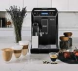 DeLonghi Eletta Black Cappuccino Top Digital Super