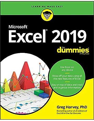 Excel Formulas, etc.