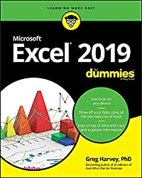 Image of the product Excel 2019 for Dummies   that is listed on the catalogue brand of .