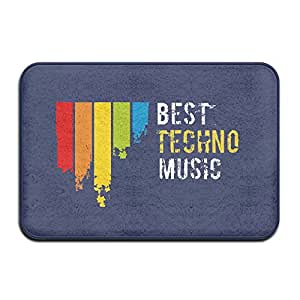 Mejor Teching música Welcome Felpudo al aire libre