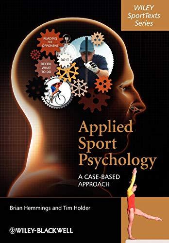 Applied Sport Psychology: A Case-Based Approach