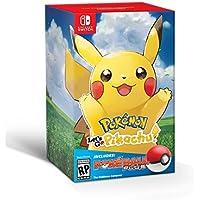 Pokemon Let's Go Pikachu + Poke Ball Plus