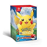 CONSOLE_VIDEO_GAMES  Amazon, модель Pokemon Let's Go Pikachu + Poke Ball Plus, артикул B07DJXXFH6