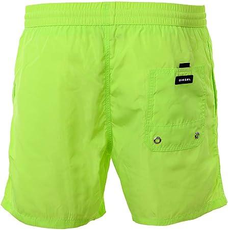 Diesel Pantalones Cortos de baño para Hombres BMBX-Wave - Bañador, Boxer de baño, Malla de inserción