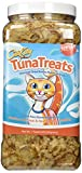 1 lb TunaTreats Premium Bonito Flake Cat Treats