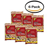 PACK OF 6 - 3D 10LB SQUIRREL FOOD