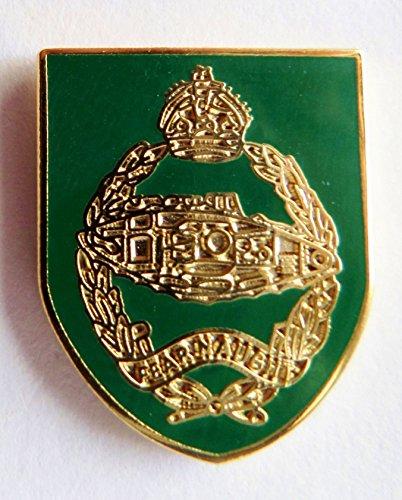 Agréés Royal Army Régiment Pin's Tank Motif British xOnqwY6nUa