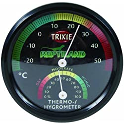 Trixie Thermo/Hygrometer, Analogue