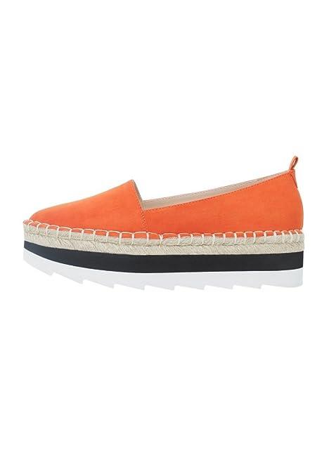 MujerColor Vestir Zapatos By Para Mango Algodón De Violeta 4AjqL3R5