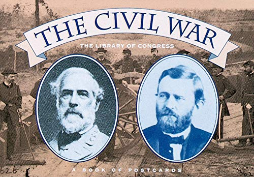 (Civil War Bk of Postcards)