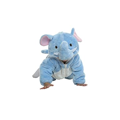 28ef55426 Lovelfly Baby Cute Boy & Girl Elephant Onesie Costumes/Sleepsuit (80cm(for  ages