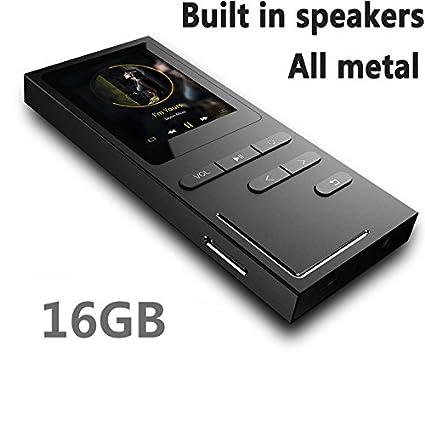 Amazon.com: 16 GB Reproductor de MP3, deefec Lossless ...