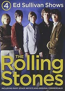 4 Ed Sullivan Shows Starring The Rolling Stones (2-DVD)
