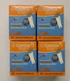 Bayer Contour TS Test Strips, 4 Boxes of 50