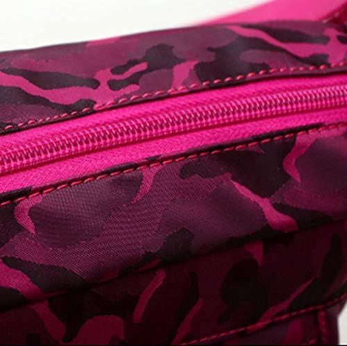 KERULA Nouveau Femmes Et M/èRes Casual Sac De Mode Sac /À Dos /ÉTanche En Nylon Sac /À Dos Multi-Poche Sac Avec Diagonal Zipper /ÉPaule Paquet