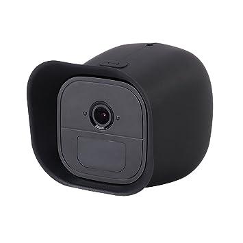 Kreema 1 pieza fundas de silicona funda protectora duradera para Arlo Go Mobile HD camara libre