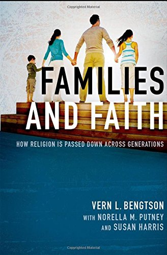 Families and Faith: How Religion is Passed Down across Generations