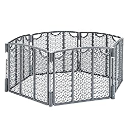 Evenflo Versatile Play Space, Cool Gray