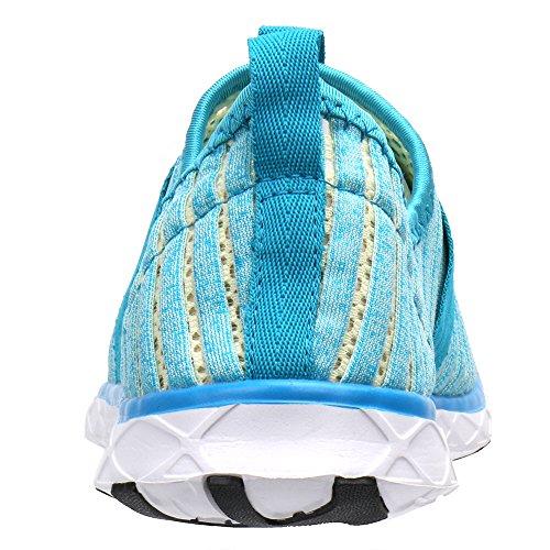 Chaussures Pour Aleader Lacets Lightblue76 D'eau Sans Femmes dwwqO6p