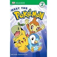 Meet the Pokemon (DK Reader - Level 2 (Quality))