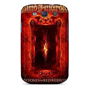 Galaxy Case - Tpu Case Protective For Galaxy S3- Manowar Band