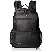 Travelon 43207 500 Anti-Theft Packable Backpack, Black, One Size