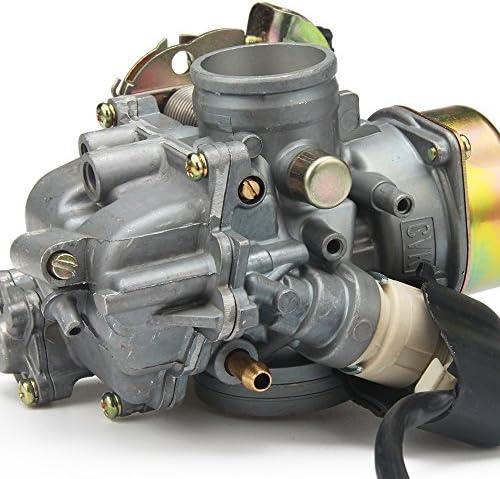 carburatore Cvk30 mm ATV Scooter CVK30 carb carburatore ciclomotore motore moto ATV Scooter GY6 150 cc 200 CC 250 cc Keihin