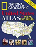 United States Atlas for Young Explorers, National Geographic Society Staff, 0792269810