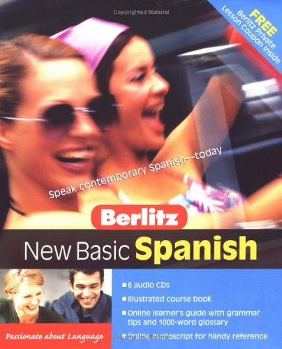 Berlitz New Basic Spanish (Spanish Edition) by Brand: Berlitz Publishing