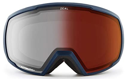 43e7d3f819fa Amazon.com   Zeal Optics Unisex Nomad Azure W Automatic Gb Lens One ...