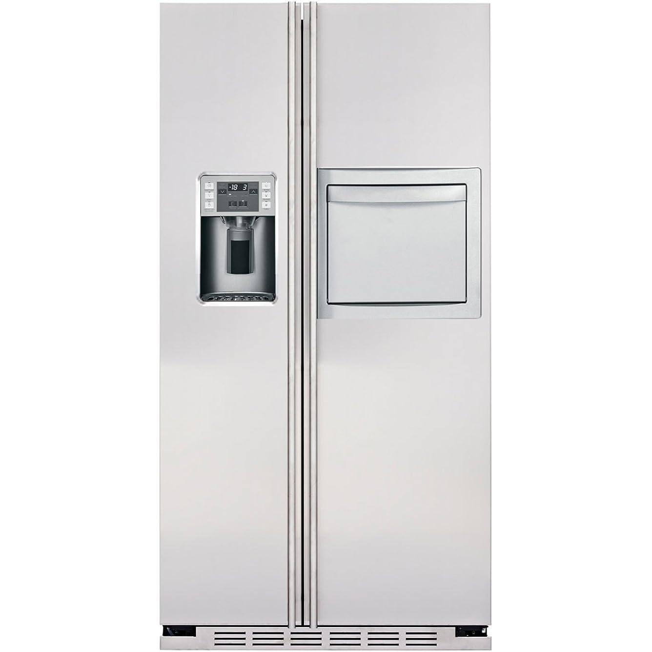 ▷ Side-by-Side Kühlschrank mit Festwasseranschluss Test 2017: Die ...