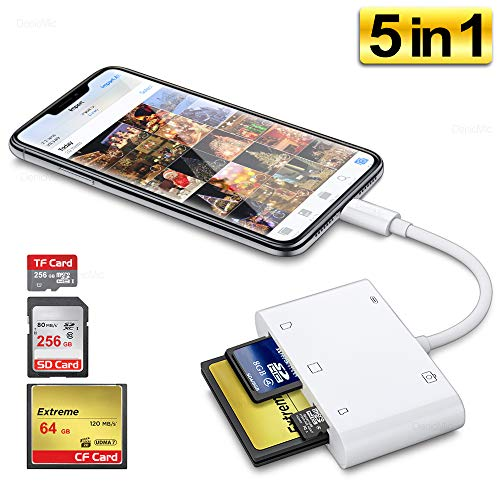 DenicMic Reader iPhone Adapter Required product image
