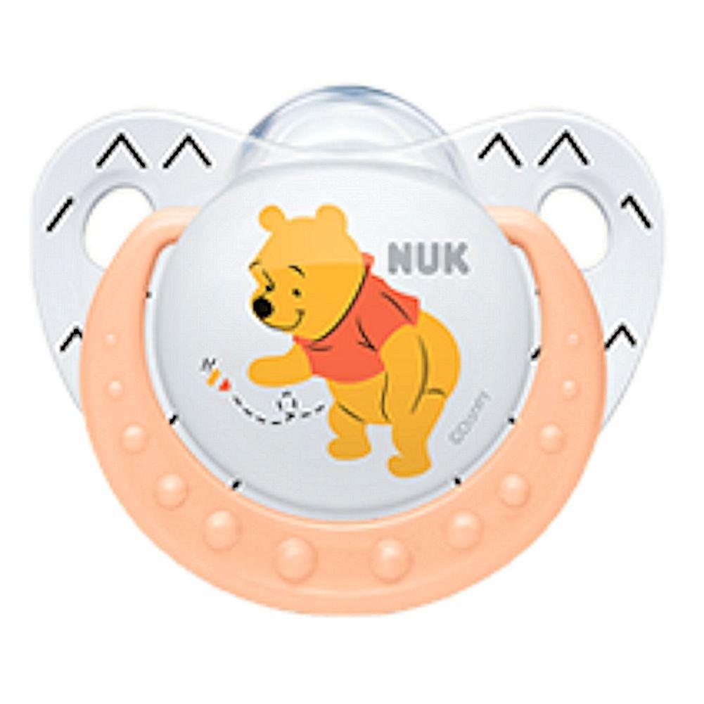 Amazon.com: NUK Disney Winnie the Pooh Bebé Chupete Chupete ...