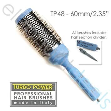 Turbo Power Blue Line Brushes - 60mm / 2.35 Tp48