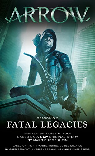 Green Canary Arrow - Arrow: Fatal Legacies
