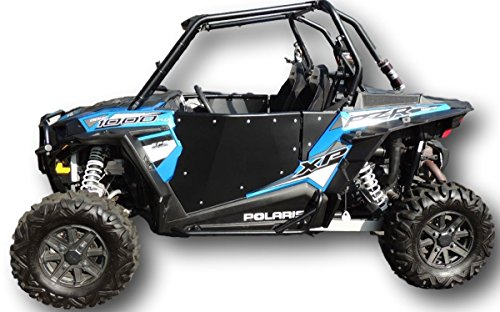 Skin Door Passenger (2014-2018 Polaris RZR XP 1000 and Turbo Deluxe Full Doors)