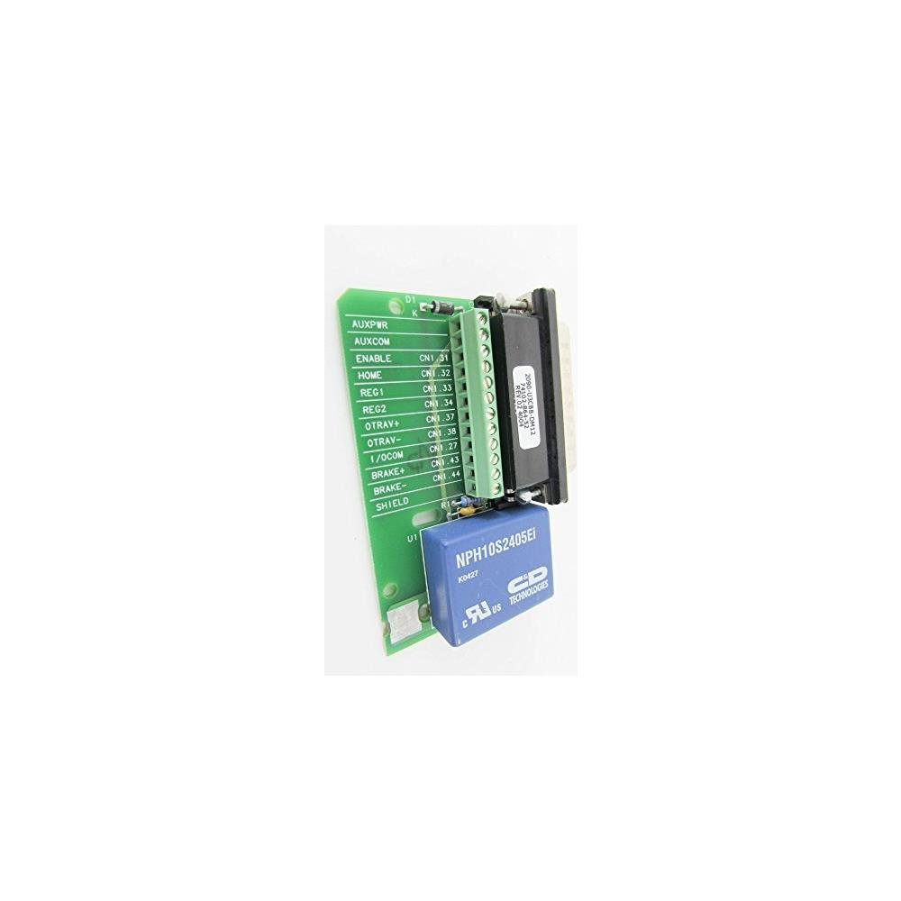 ITL 74102-863-04A Circuit Board 1-0 0337