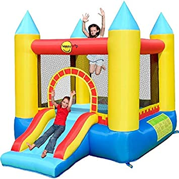 Happy Hop Castle Bouncer BJ9017N