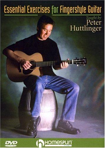 Fingerpicking Guitar Video (DVD-Essential Exercises for Fingerstyle Guitar)