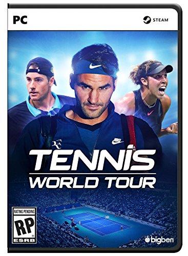 Tennis World Tour - Windows