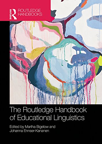 Download The Routledge Handbook of Educational Linguistics (Routledge Handbooks in Applied Linguistics) Pdf