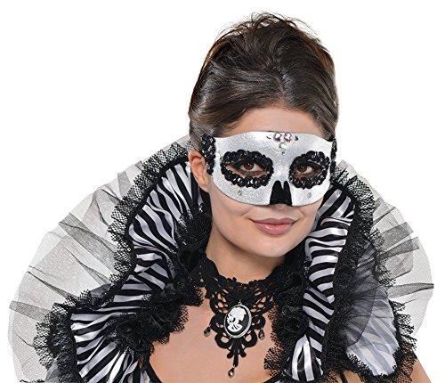Venetian Skull Mask -