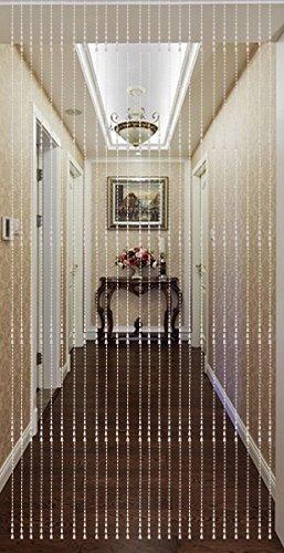 Beautiful Home Decor Acrylic Beaded Curtain - Tear -