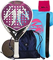 Padel Session V FORCE LADY: Amazon.es: Deportes y aire libre