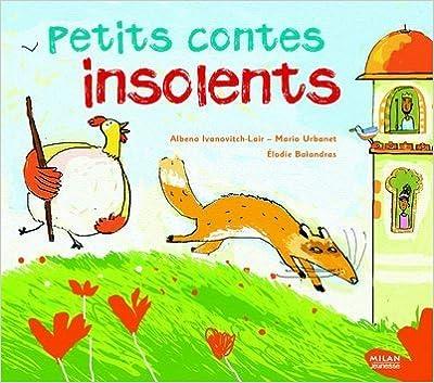 Lire un Petits contes insolents pdf