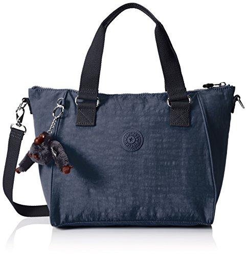 Kipling Womens Amiel Top-Handle Bag, 27x24.5x14.5 cm (B x H x T) Alaskan Blue